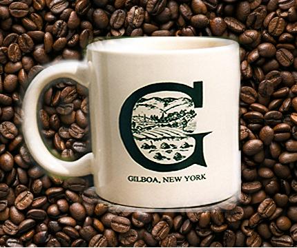 The Gilboa Coffee Mug