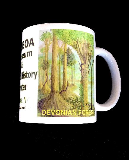 Devonian Forest Mug