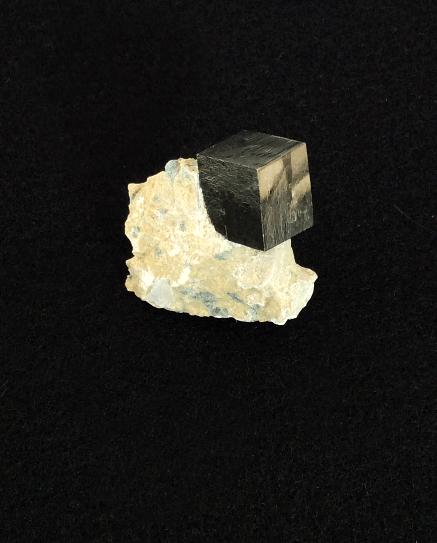 Lead Galena Cube