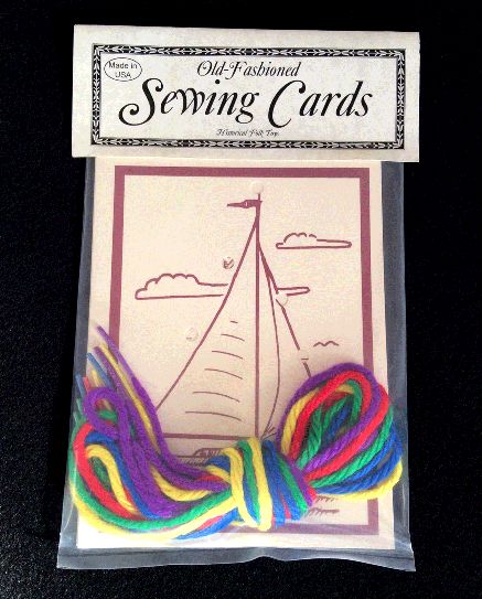 Sewing Cards
